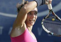US Open: Sara Errani schiacciasassi. L'azzurra schianta la Dushevina e approda al terzo turno