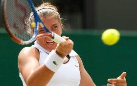 Sara Errani, nata il 29 aprile 1987, n.35 della classifica WTA.