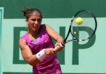 WTA Palermo: Sara Errani centra la semifinale
