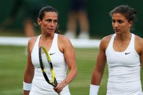 Sara Errani e Roberta Vinci in finale a Wimbledon