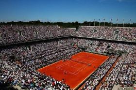 Adriano Panatta, a quarant'anni dal suo trionfo a Parigi, sarà al commento nella seconda e decisiva settimana del torneo