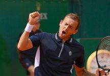 Masters 1000 Monte Carlo: Due grandi sorprese. Fuori Novak Djokovic e Alexander Zverev