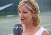 Chris Evert parla di Maria Sharapova