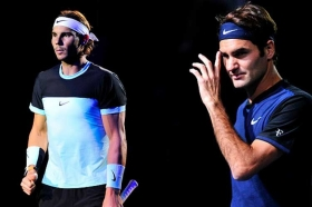 IPTL 2015 – Tappa di New Dehli – Day 3 (Video). Nadal supera Federer al tiebreak