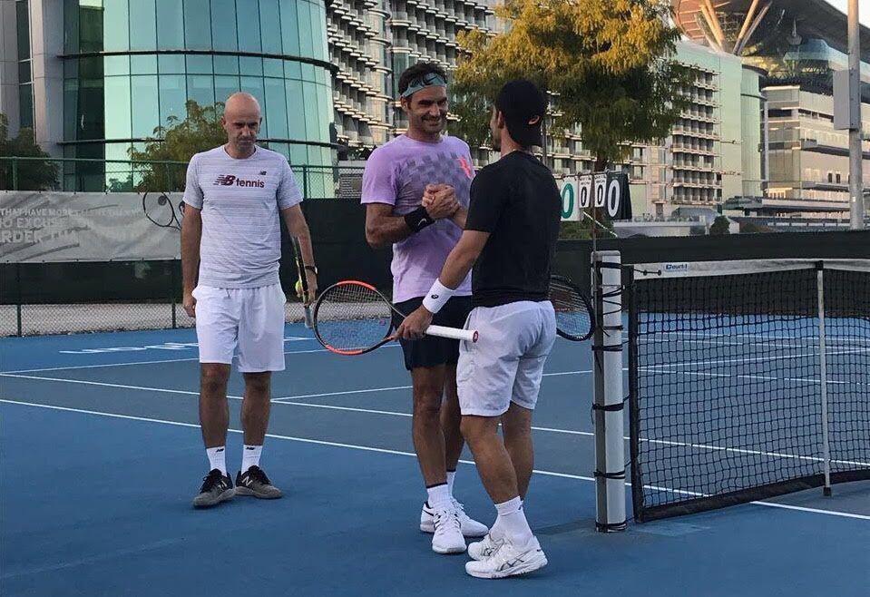 Lettera aperta di Thomas Fabbiano a Roger Federer