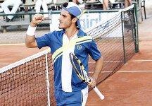 Challenger Napoli: Bel successo di Thomas Fabbiano su Dustin Brown. Il giocatore pugliese vola ai quarti di finale