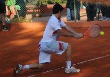 Challenger Granby: Thomas Fabbiano gioca match pari contro Vasek Pospisil. Alla fine l'azzurro si arrende in tre set