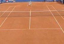 Video del Giorno: Il Match di Thomas Fabbiano contro Andreas Beck a Roma