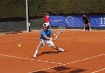 Challenger Roma Rai: Si ferma al secondo turno Thomas Fabbiano
