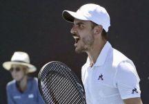 Classifica ATP Italiani: Fabio Fognini perde due posizioni. Thomas Fabbiano al n.85 ATP