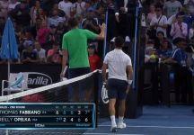 """Australian Open: Fabbiano, vittoria da """"gigante"""" incassando 67 Ace: Con -65 al servizio stabilisce un record di tutti i tempi (di Marco Mazzoni)"""