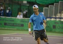 Challenger Le Gosier: Thomas Fabbiano sconfitto in semifinale