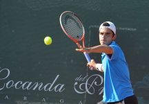 Challenger Kaohsiung: Thomas Fabbiano al secondo turno