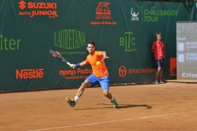 Thomas Fabbiano classe 1989, n.186 ATP