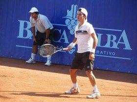 Thomas Fabbiano classe 1989, n. 346 del ranking mondiale.
