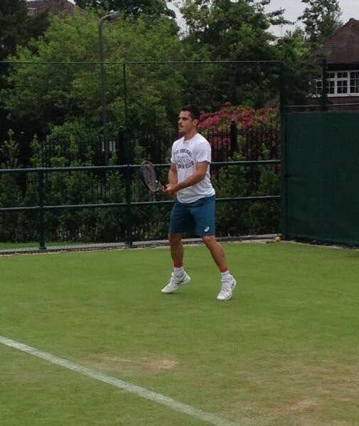 Thomas Fabbiano classe 1989, n.103 ATP