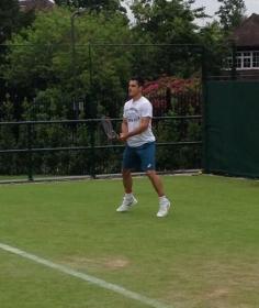 Thomas Fabbiano classe 1989, n.114 ATP