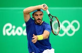 Thomas Fabbiano classe 1989, n.110 ATP