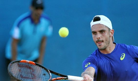 Thomas Fabbiano classe 1989, n.135 ATP