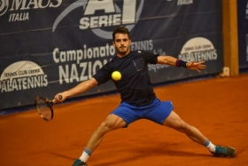 Thomas Fabbiano classe 1989, n.143 ATP