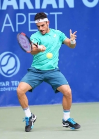 Thomas Fabbiano classe 1989, n.124 ATP