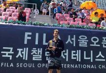 Challenger Seoul: Trionfa Thomas Fabbiano che conquista anche la Corea. Decima partita vinta consecutivamente