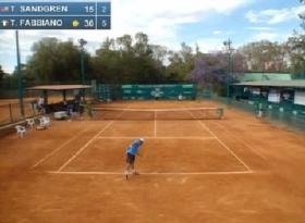 Thomas Fabbiano classe 1989, n.279 ATP