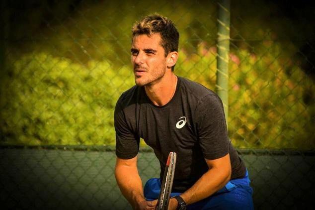 Thomas Fabbiano classe 1989, n.93 ATP