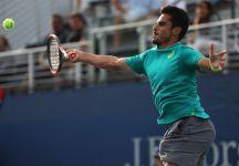 ATP Vienna: Thomas Fabbiano da lucky loser ritrova nuovamente Denis Novak