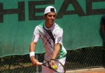 Challenger Napoli: Edoardo Eremin stende Migani. Fabbiano eliminato in tre set da Mannarino, ko anche Trusendi