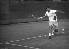 Matteo Fago classe 1987, n.863 ATP