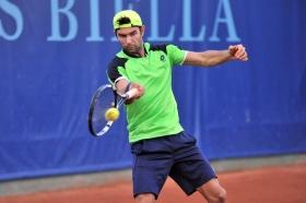 Andrea Falgheri classe 1985, best ranking n.416 ATP - Foto Stefano Ceretti