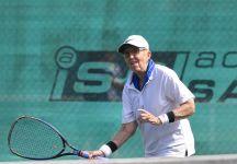 """Tiphanie Fiquet dopo il match con la 74enne Falkenberg: """"Non la conoscevo, pensavo fosse uno scherzo"""""""