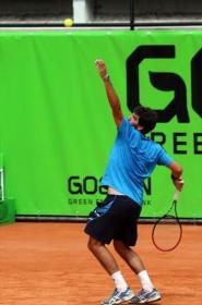 Pietro Fanucci classe 1988, senza ranking ATP
