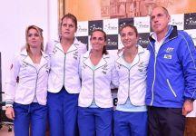 Fed Cup –  Semifinali Rep. Ceca vs Italia 4-0 : Livescore dettagliato. L'Italia non racimola un set nelle tre sfide