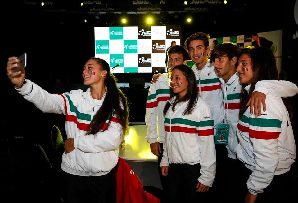 Junior Fed Cup: parlano Elisabetta Cocciaretto e Federica Sacco