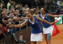 Fed Cup 2018: Italia vs Spagna. Si giocherà al Palatricalle di Chieti. Partita la prevendita (Video)
