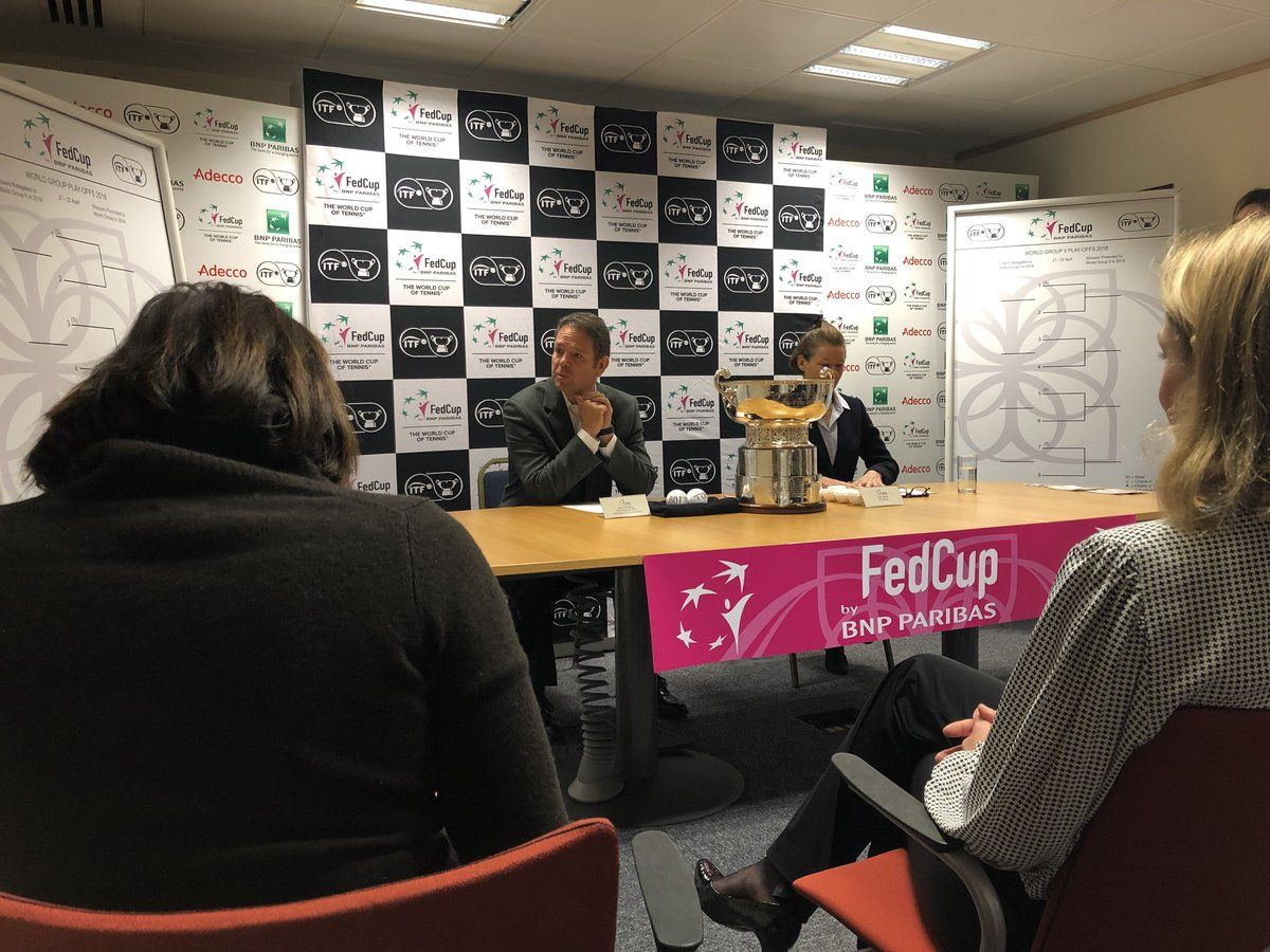 Fed Cup: Spareggi World Group e World Group 2 2019