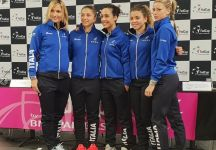 Fed Cup – World Group 2 – Svizzera vs Italia 2-0: Rivivi il dettagliato del Day 1