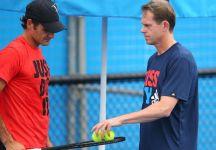 Roger Federer e Stefan Edberg: un addio e tanti dubbi