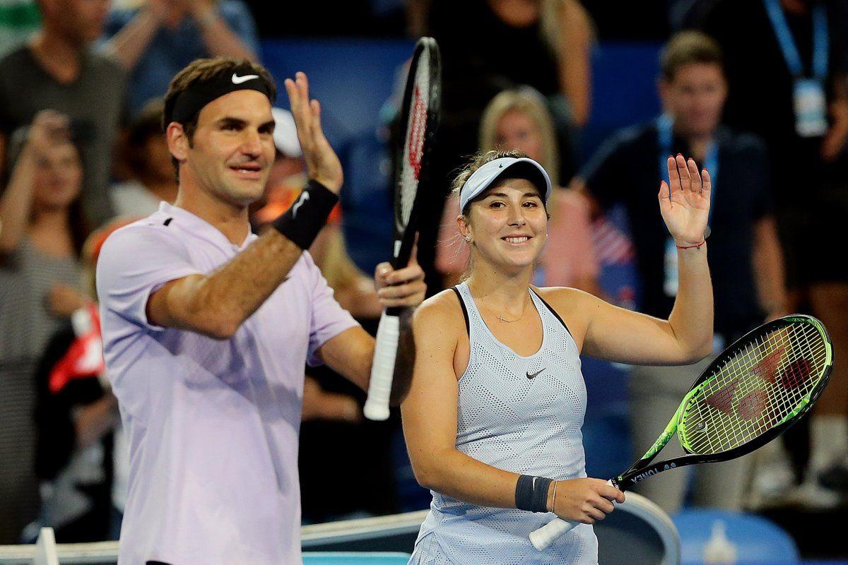 Hopman Cup: vince la Svizzera di Belinda Bencic e Roger Federer