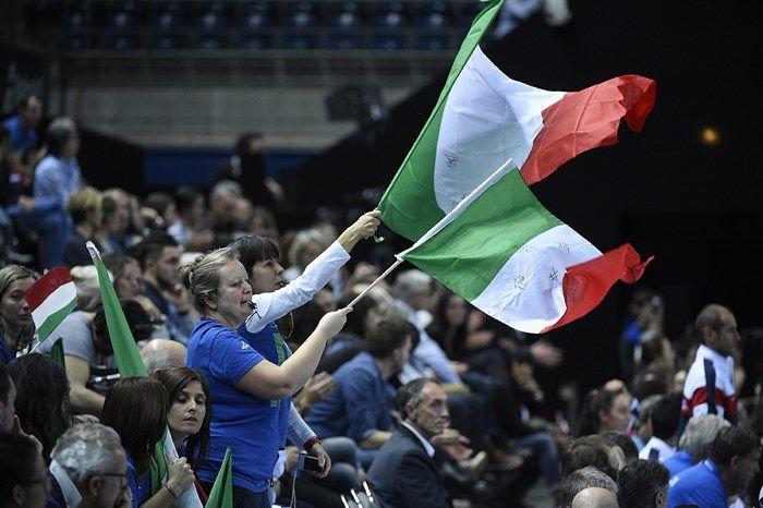 Inversione del campo. L'Italia giocherà in casa contro Taipei