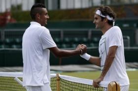 """Roger Federer su Nick Kyrgios: """"deve avere rispetto nei confronti del circuito"""""""