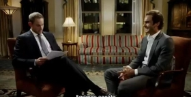 Andy Roddick intervista Roger Federer