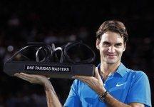 Video del Giorno: La prima vittoria di Roger Federer a Bercy