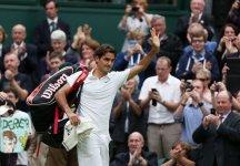 Video del Giorno: Il successo di Roger Federer a Wimbledon 2012. Le lacrime di Roger e Andy