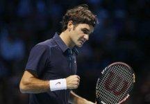 Masters Cup – Londra: Roger Federer entra nella storia. Sesta Masters Cup in carriera e 70mo successo nel circuito ATP