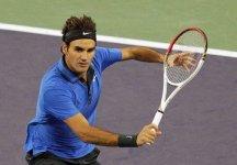 ATP Basilea: Roger Federer fatica contro Thomaz Bellucci