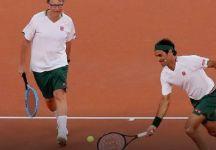 Match For Africa: Roger Federer supera Rafael Nadal (Video)