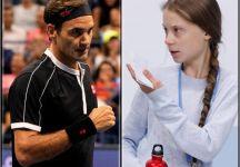 """""""Roger ora svegliati!"""", campagna vs. Federer da parte di attivisti contro il cambiamento climatico"""